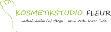 Kosmetikstudio Fleur Leipzig - Podologin Heike Lange -  Fußpflege und Kosmetik